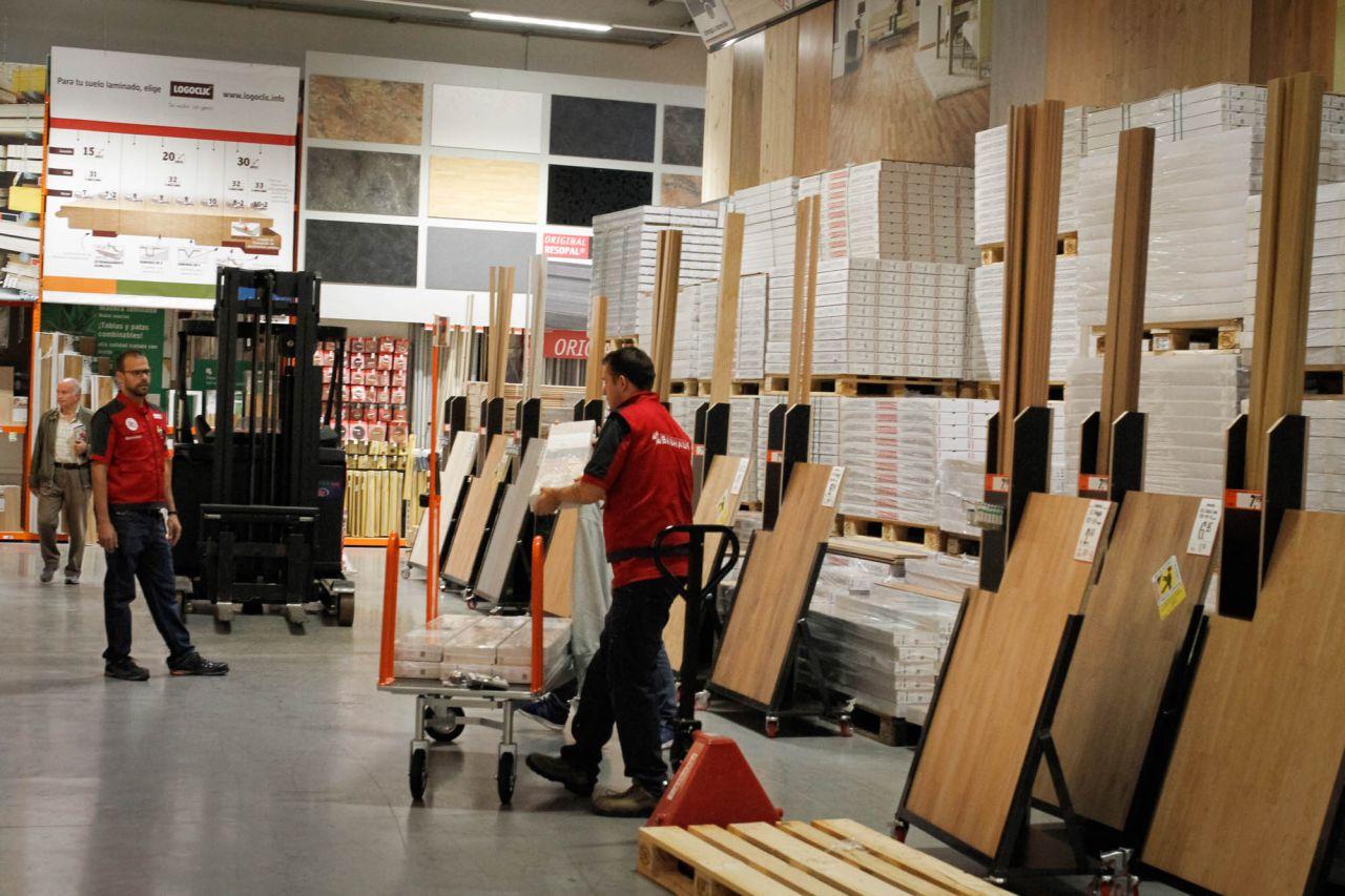 nuevo gran almacen de bricolage bauhaus en la comunidad de madrid