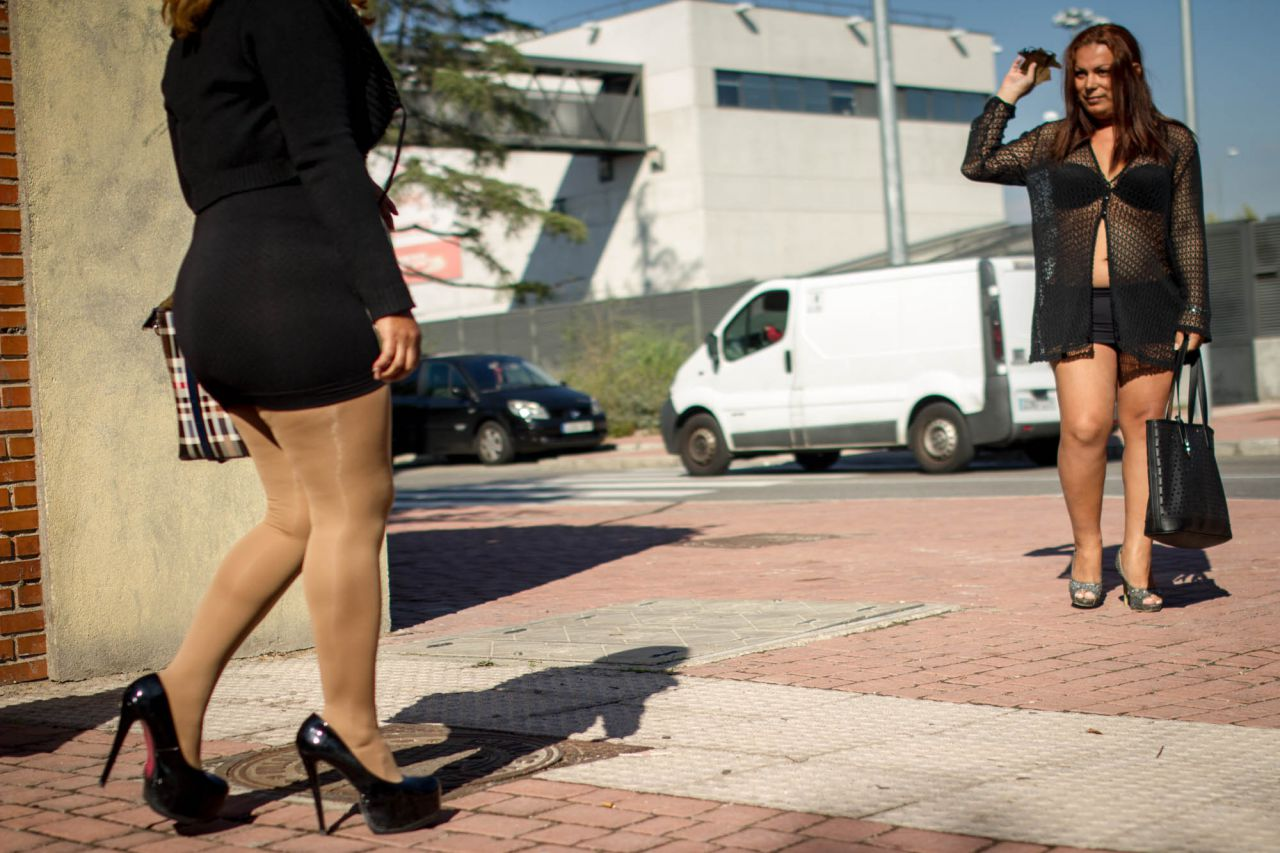 poligonos prostitutas madrid videos prostitutas
