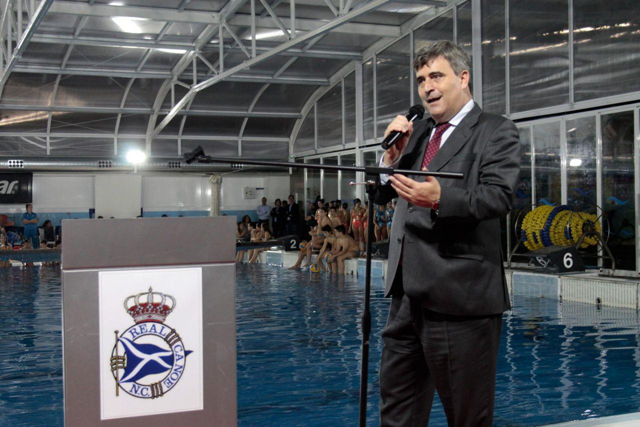 Alejandro santamaria arquitecto perito judicial de madrid for Piscina olimpica madrid