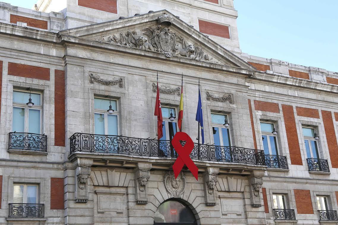 Galer a madridiario ayuntamiento y comunidad de madrid for La real casa de correos