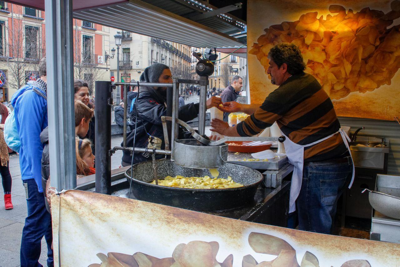 Galer a madridiario contin a la navidad en madrid - Mercadillos madrid capital ...
