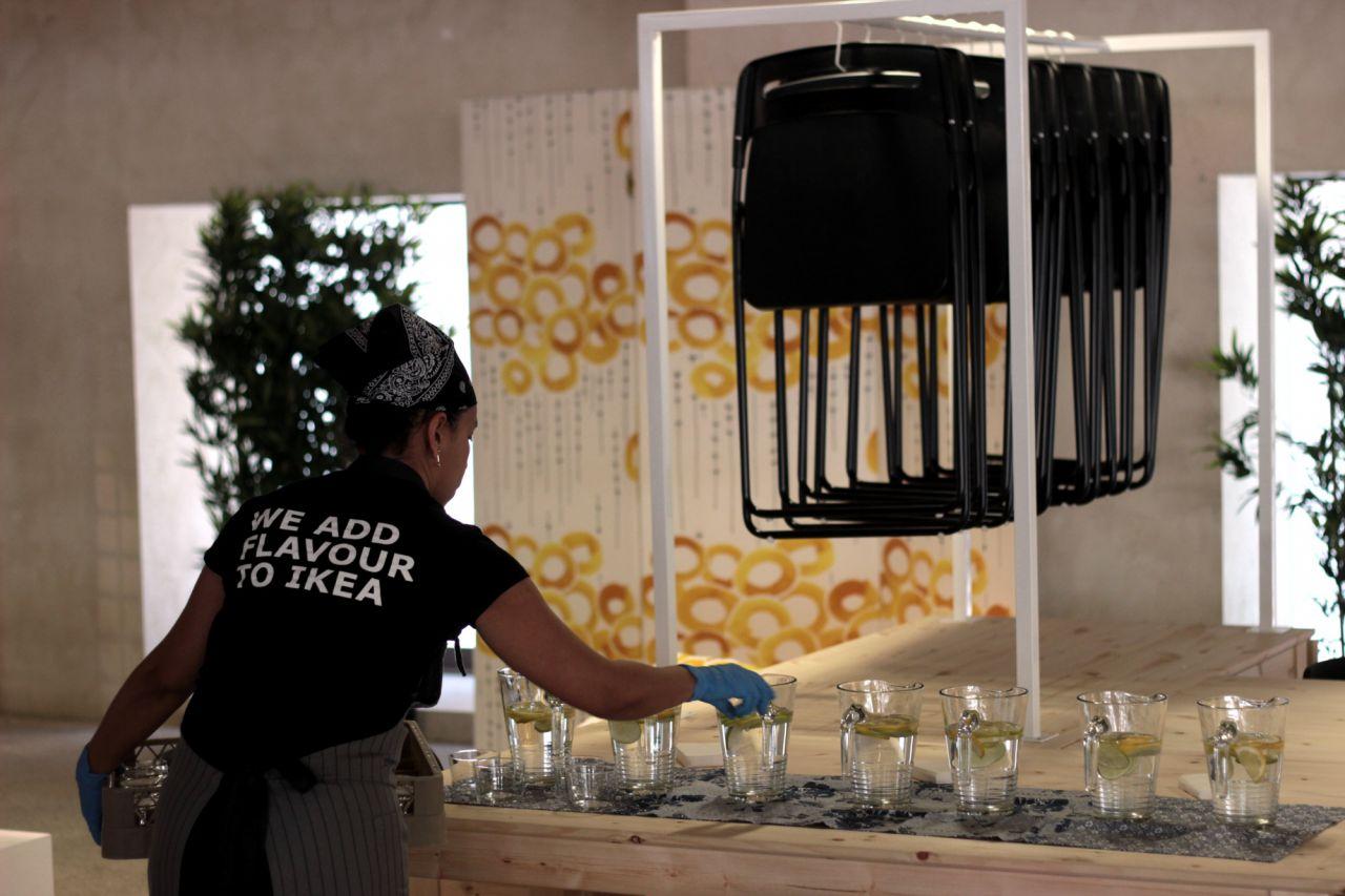 ikea celebra sus aos en espaa en el colegio oficial de arquitectos de madrid