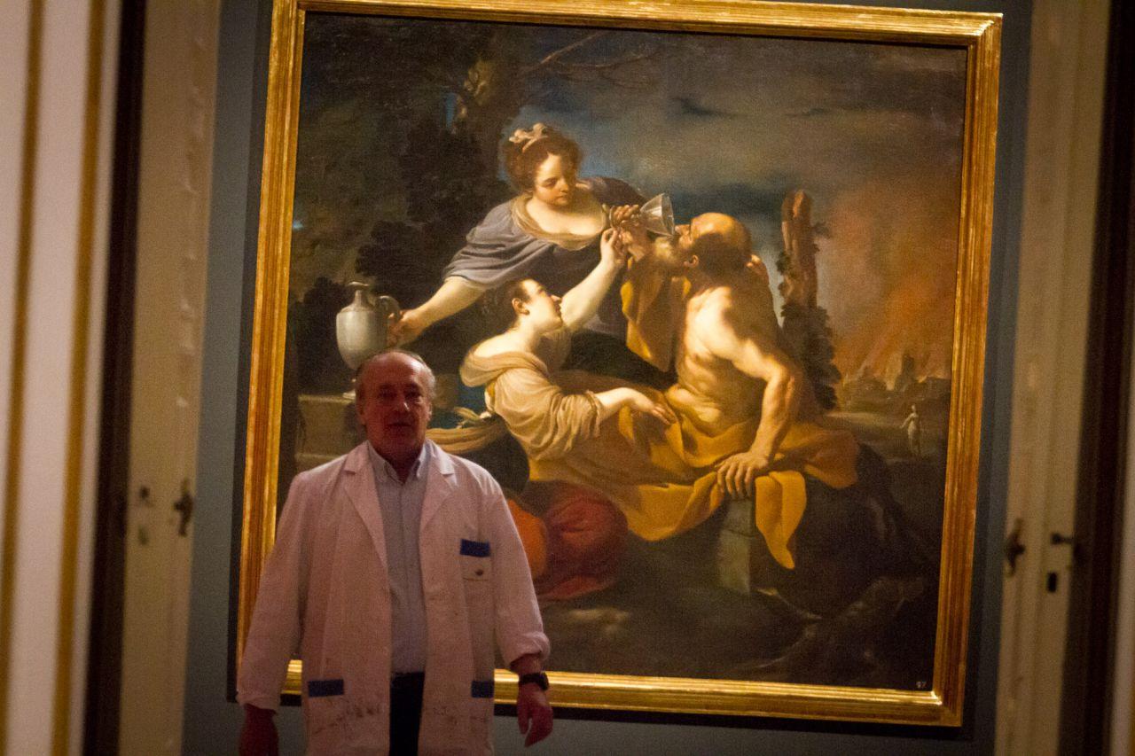 exposicin ude caravaggio a bernini obras maestras del seicento italiano en las colecciones realesu