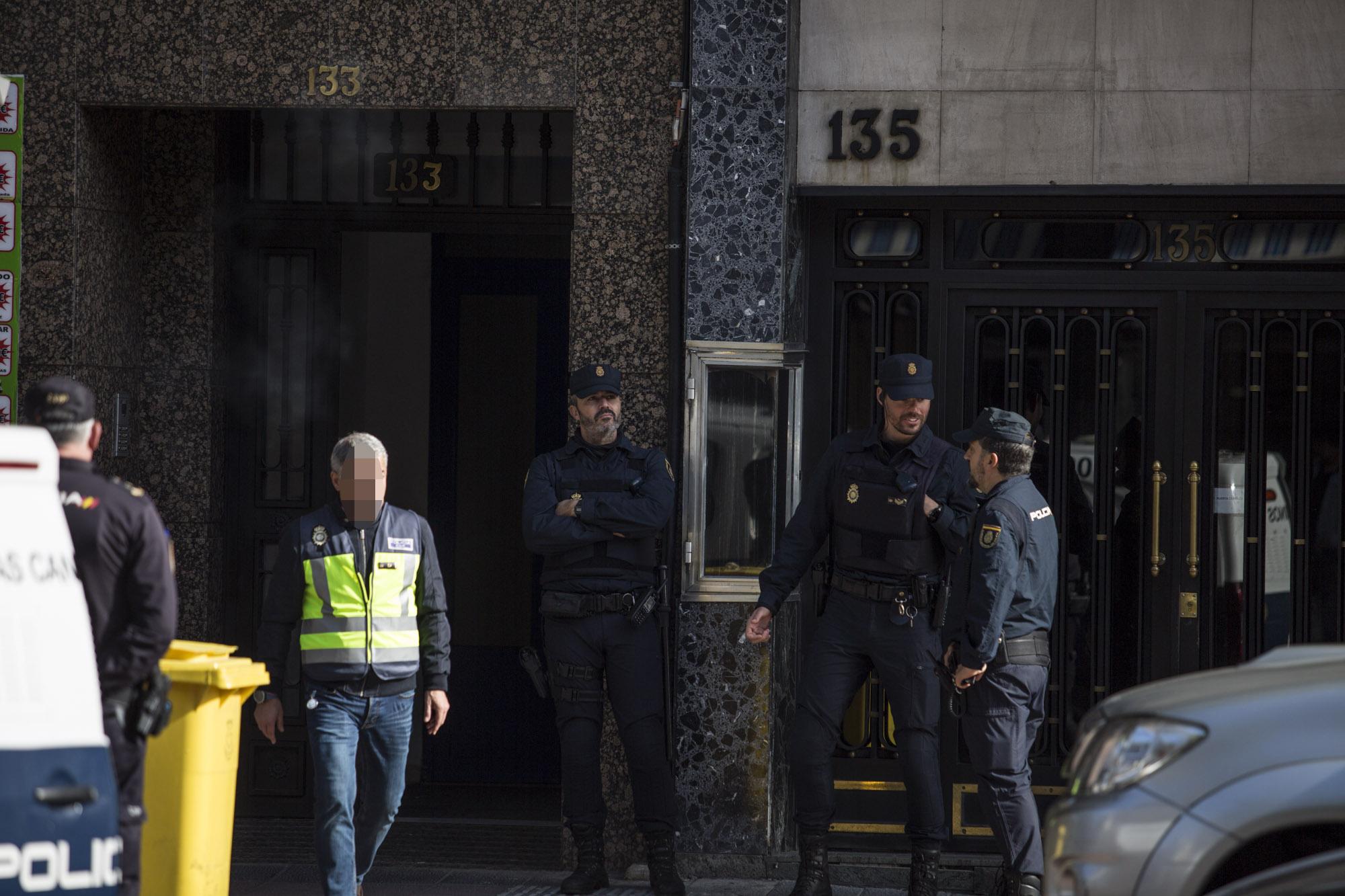 Galeria Madridiario Redada Contra La Prostitucion Redada