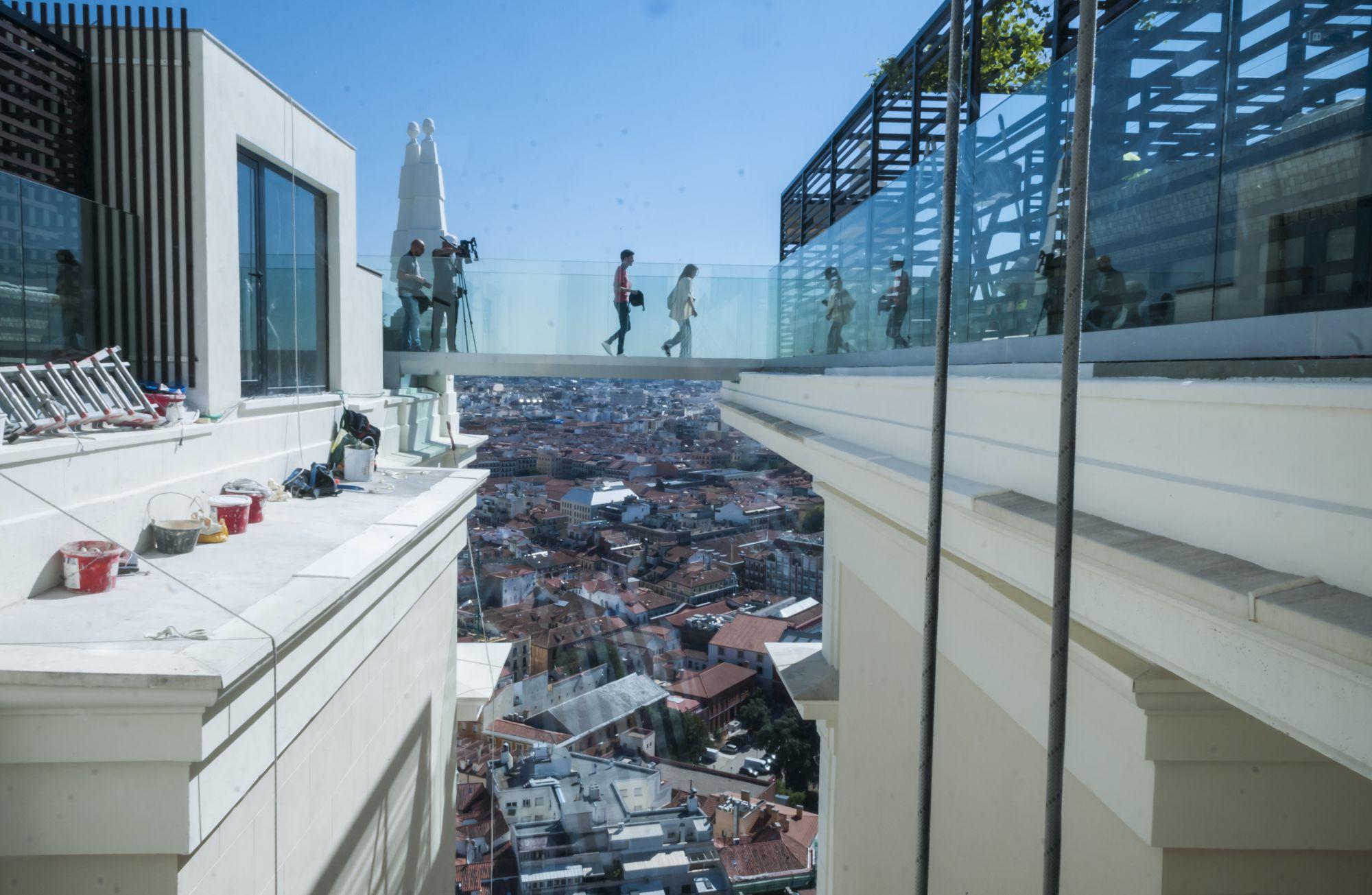 Galería Madridiario Las Nuevas Vistas De Madrid Desde El