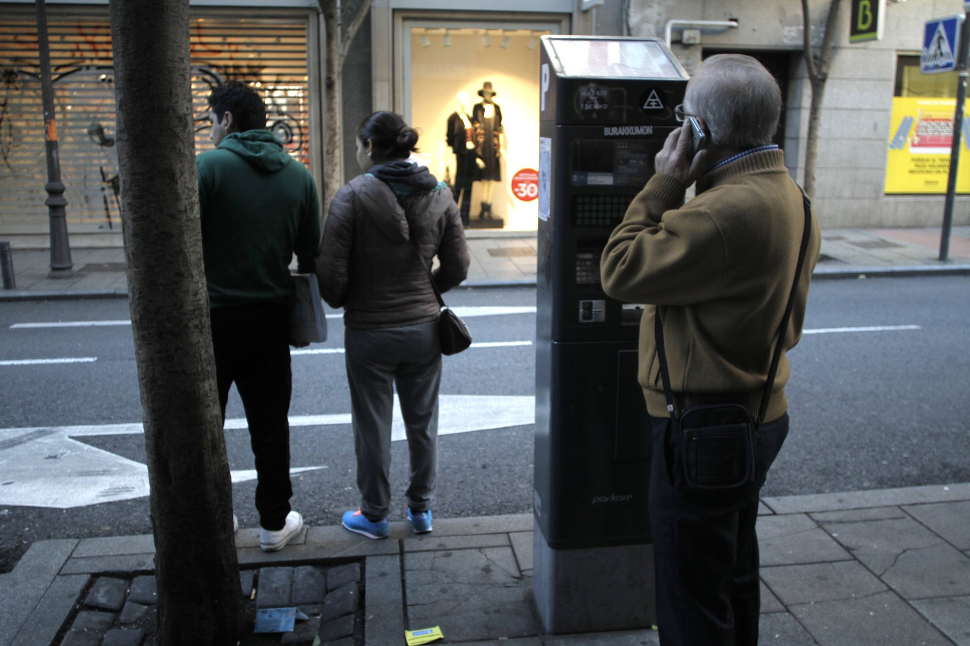 Galería Madridiario - Madrid actúa contra la  boina  - El ... c35181ab69a