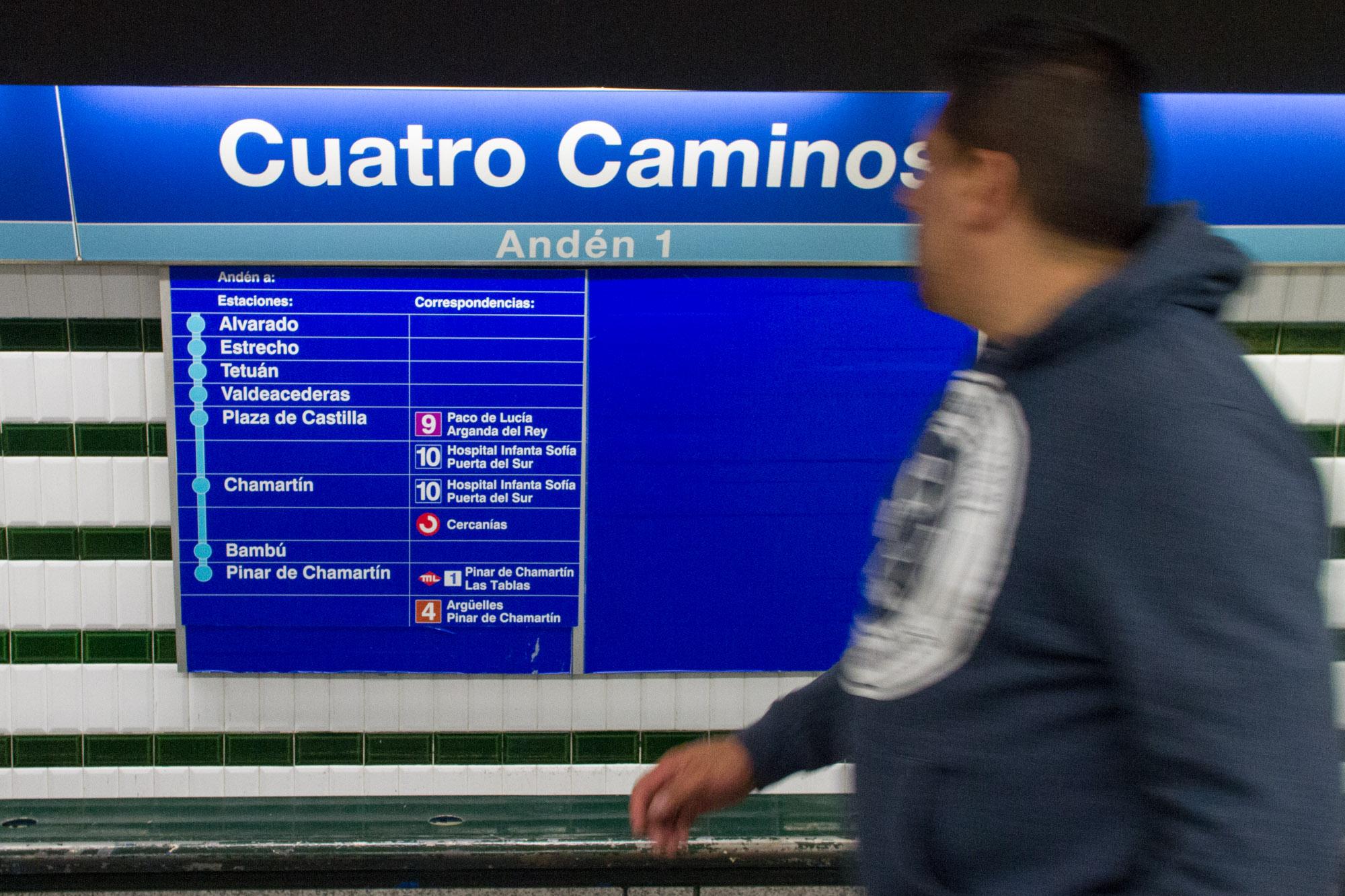 Galería Madridiario Metro Reabre Dos Tramos De La Línea 1 La