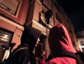 Los 'okupas' dejarán el edificio de Tres Peces