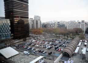 Adif saca a la venta el aparcamiento de Nuevos Ministerios