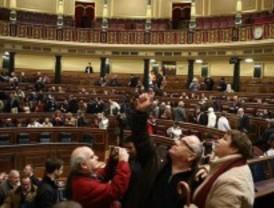 El Congreso recibe la visita de 8.000 ciudadanos, en el primer día de Puertas Abiertas
