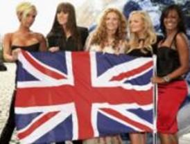 Las Spice Girls llegan a Madrid