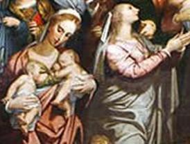 'La Purificación de María en el templo', restaurada, se exhibe en el Prado