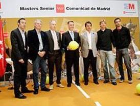 McEnroe, Becker y Borg exhibirán su juego en las pistas de Madrid