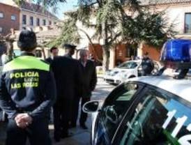 Seis nuevos vehículos para la Policía de Las Rozas