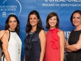 Las becas L'Oréal-UNESCO apoyan el regreso de científicas españolas