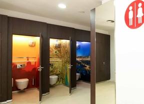 La estación de Atocha se apunta a la 'experiencia' de ir al baño