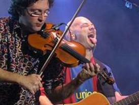 Celtas Cortos y Amaia Montero en las fiestas de Parla