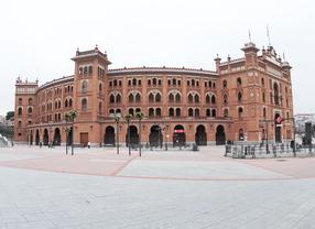 Vuelta al ruedo de la plaza monumental de Las Ventas