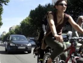 La bicicleta es el medio de transporte menos valorado por los madrileños