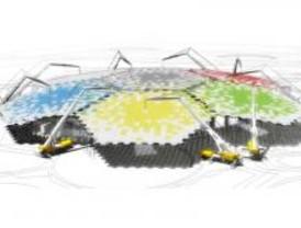 El velódromo, símbolo medioambiental de los Juegos