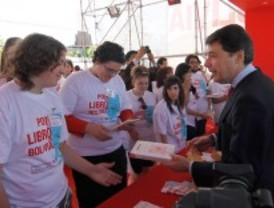 Dona un libro a Bolivia