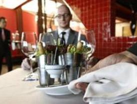 Un restaurante de Alcobendas establece un protocolo para evitar contagios de Gripe