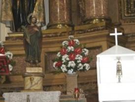 El Monasterio de la Encarnación festeja a San Pantaleón