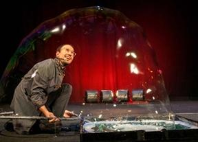Espectáculo '100% Burbujas'