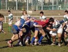 Este fin de semana se celebran las finales de rugby a siete en Madrid