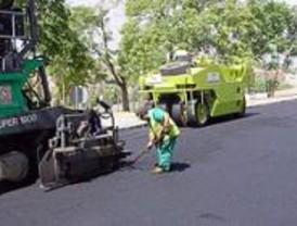 El Ayuntamiento asfaltará más de 32.700 metros cuadrados de calles