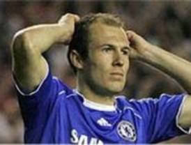 El holandés Robben jugará en el Real Madrid las cinco próximas temporadas