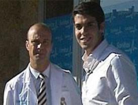 Kaká pasa el reconocimiento médico del Real Madrid con sobresaliente