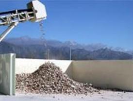 Los constructores deberán pagar una fianza que garantice el correcto tratamiento de los escombros