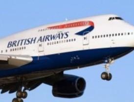Cancelados de nuevo vuelos de British en Barajas