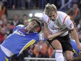 El Getafe deja escapar la Copa del Rey en diez minutos (3-1)
