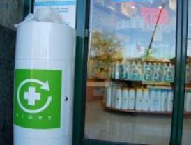 El reciclaje de medicamentos crece un 16% en un año