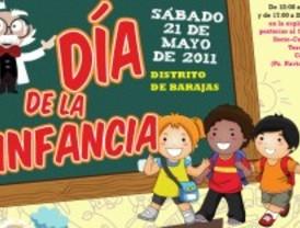 El distrito programa algunas actividades para celebrar el Día de la Infancia