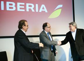 Iberia alcanza un preacuerdo con el personal de tierra