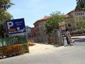 Entra en servicio la ampliación del aparcamiento de Barceló