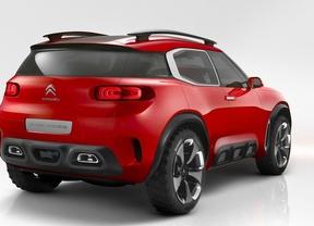 Citroën Aircross, un viaje hacia el futuro