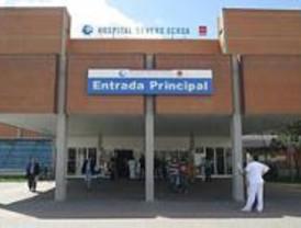 IU denuncia el recorte de personal en el hospital de Leganés