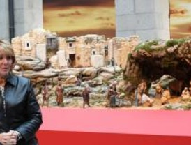 El Nacimiento de la Real Casa de Correos recibe 85.000 visitas