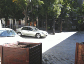 IU denuncia el uso como parking de plazas históricas del centro
