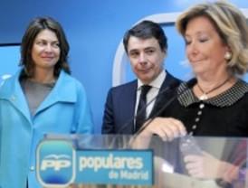 Aguirre exige la verdad sobre el Madrid Arena 'caiga quién caiga'