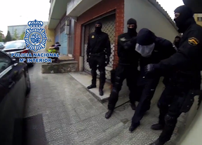 Detención del presunto pederasta de Ciudad Lineal