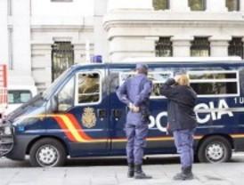 La Policía Nacional detiene a tres personas por asaltar varias joyerías en Madrid, Alcalá y Ávila
