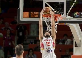 Dos caminos necesarios: España, hacia la final; Pau, al MVP