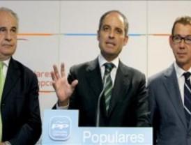 La oposición madrileña pide la dimisión de Camps