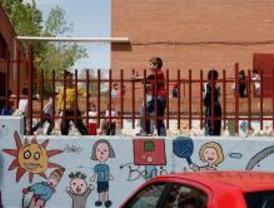 Más de medio millón de euros para reformar los colegios de Ciudad Lineal en 2008