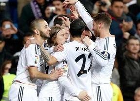 El Real Madrid también gana sin Cristiano
